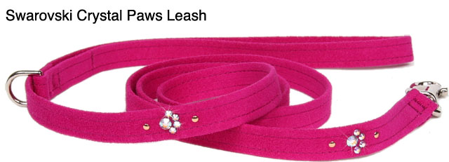 Susan Lanci Dog Harness and Leash Set